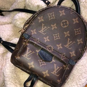 Handbags - NOT AUTHENTIC LV BACKPACK